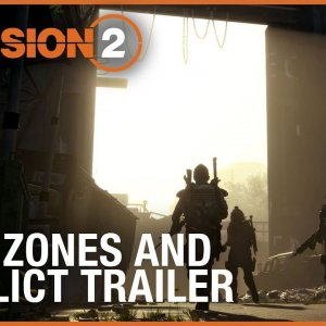 Tom Clancy's The Division 2 Multiplayer Trailer: Dark Zones & Conflict | Ubisoft [NA] - YouTube