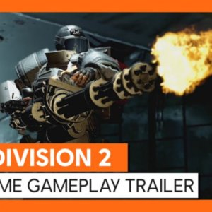 OFFICIAL THE DIVISION 2 - ENDGAME GAMEPLAY TRAILER