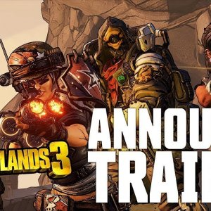 Borderlands 3 | Official Announce Trailer | PS4