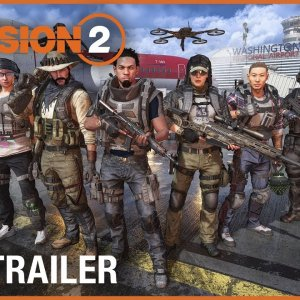 Tom Clancy's The Division 2: Raid Trailer: Operation Dark Hours