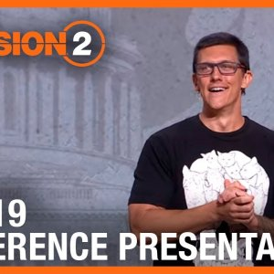 Tom Clancy's The Division 2: E3 2019 Conference Presentation | Ubisoft [NA]